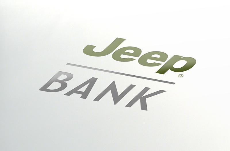 Jeep Bank Logo