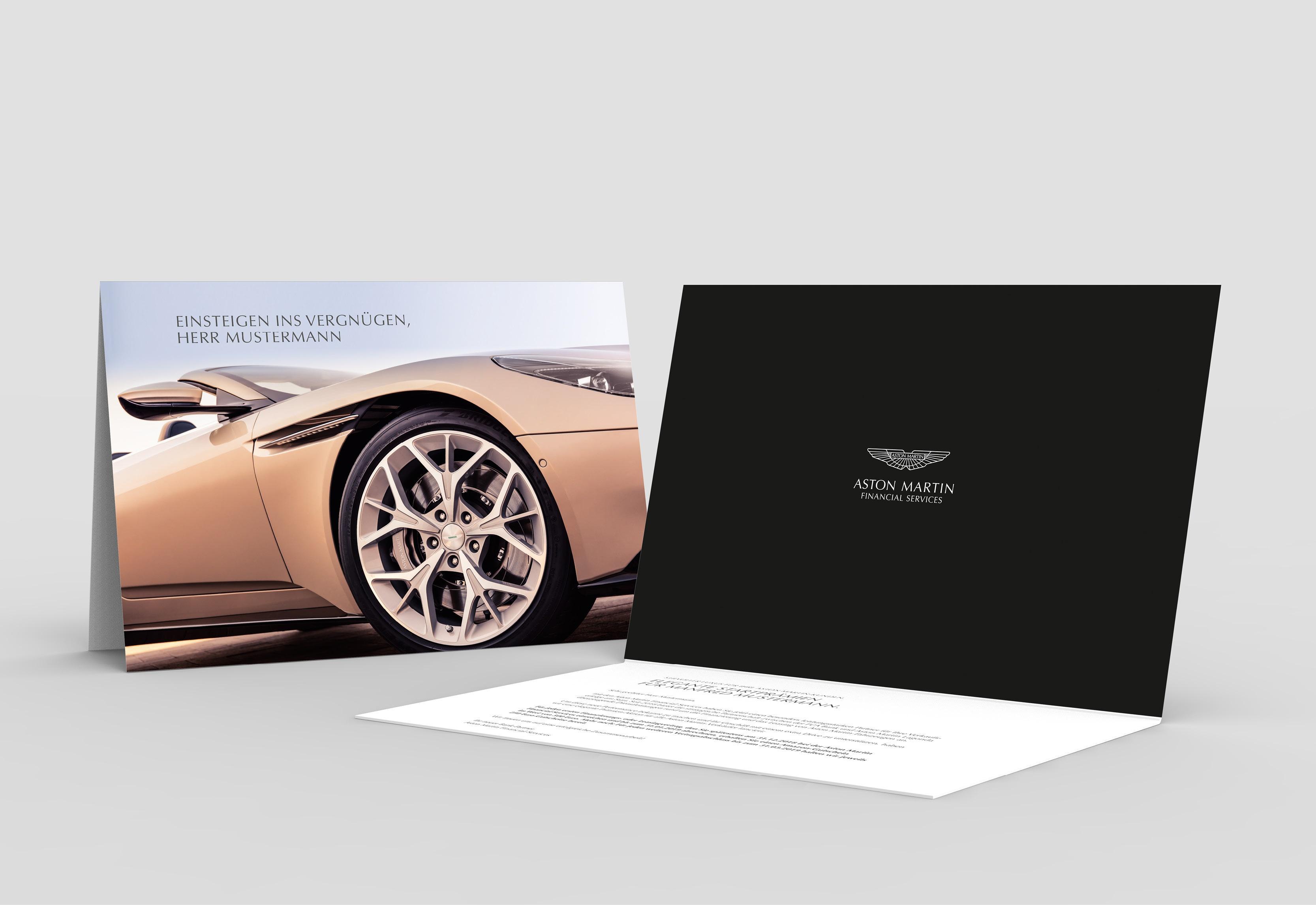 Aston Martin Financial Services