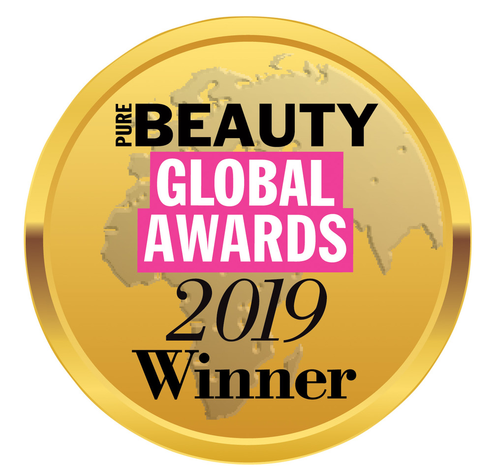 Logo Pure Beauty Global Award 2019